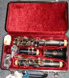 Jupiter ABS Student Clarinet 631NA