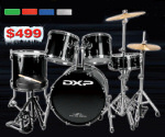 DXP Drum Kit Package