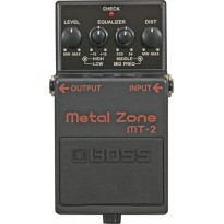 Boss MT - 2 Metal Zone Pedal