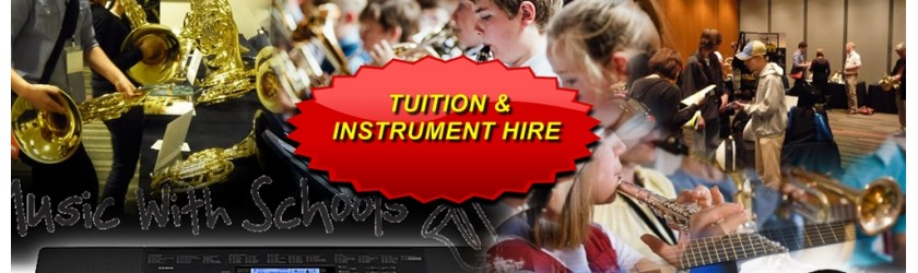 Tuition & Instument Hire