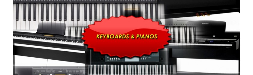 Keyboards & Pianos