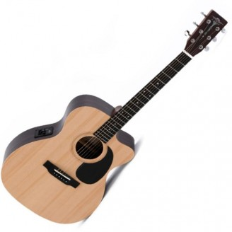 Sigma Electric Acoustic 000TCE