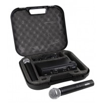 Sound Art 290MM Twin Wireless Microphones