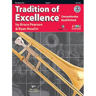 Tradition of Excellence for Trombone