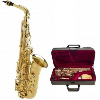 Beale SX200 Alto Saxophone with Case