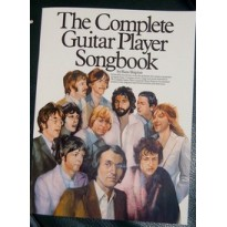 Complete Guitar Player Song Book.