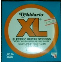 EXL110 Electric Strings