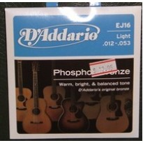 D'Addario EJ16 Electric Guitar Strings