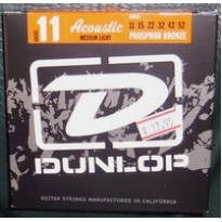 Jim Dunlop acoustic strings 11