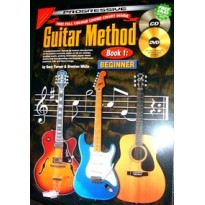 Progressive Guitar Methold Book 1