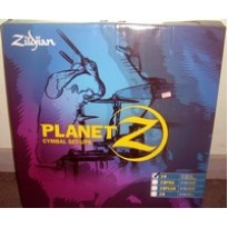 Zildjan Planet Z4 Pack