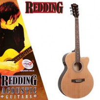 Redding Acoustic Electric Guitar