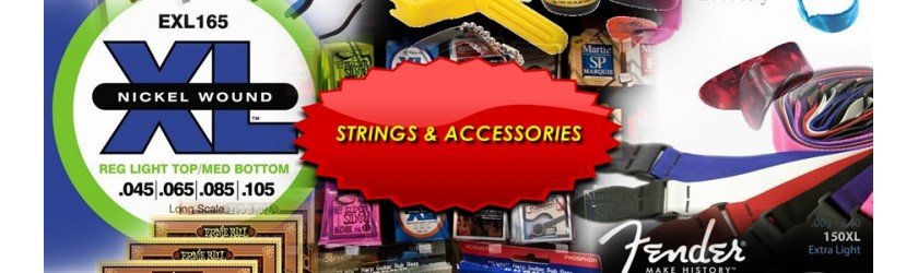 Strings & Accessories