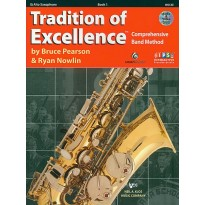 Tradition of excellence Book 1 for Alto sax